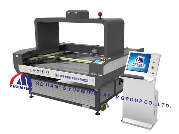 Machine de découpe laser grand format, impression numérique et  positionnement de caméra CMA1610-FV